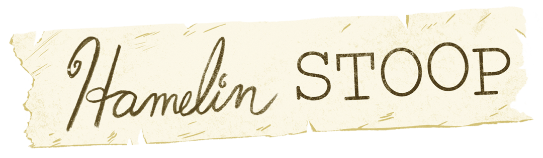 Hamelin Stoop name tape