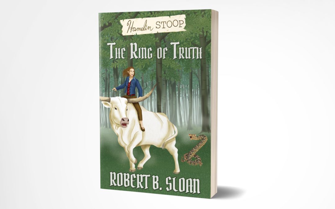 Hamelin stoop, the ring of truth, book 3 in series by Robert B Sloan