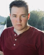 headshot of upike theatre and music alumnus Matt Conn