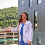 Image of a UPIKE osteopathic medicine student
