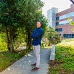 upike biology major Kenton Hall profile