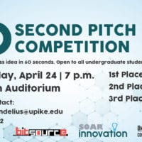 Pitch Competition Flyer