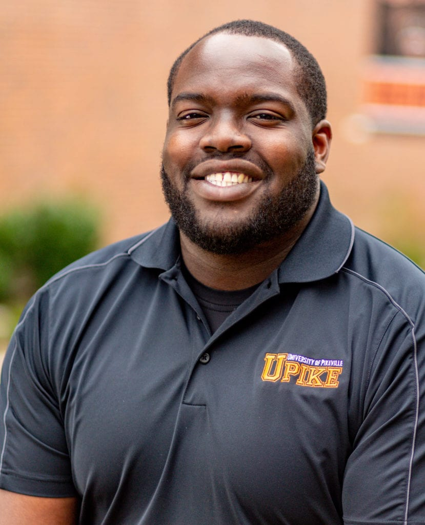 admissions counselor david roberson