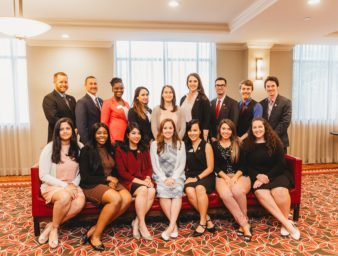 UPIKE-Kentucky College of Optometry student fellows of the American Optometric Association