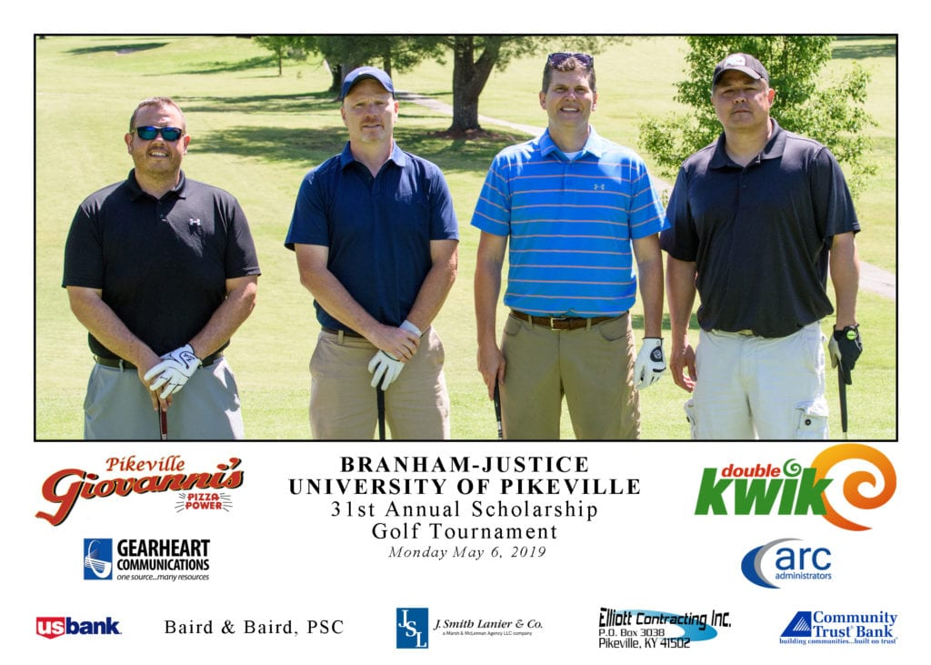 Tim Short Pikeville >> Branham-Justice UPIKE 31st Annual Scholarship Golf Tournament benefits students | UPIKE