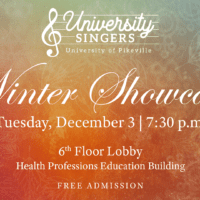 winter showcase flyer