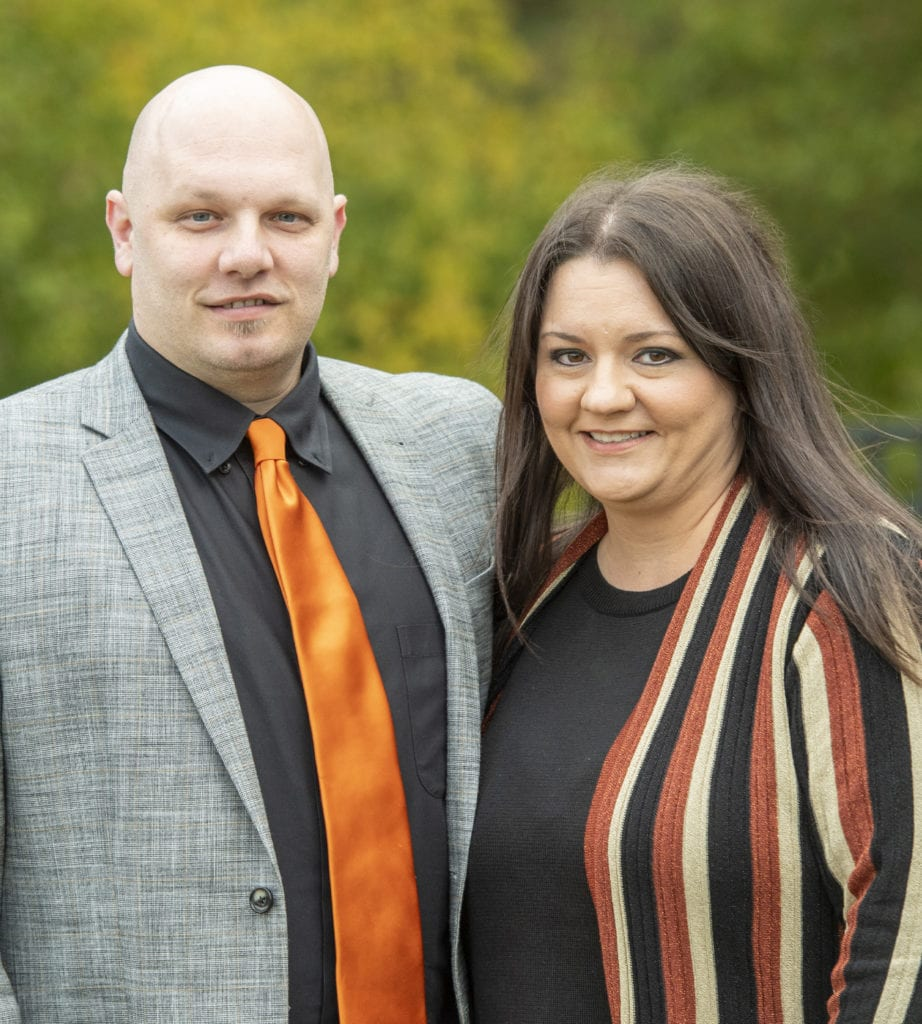 Dr. Jason and Stacy Hunt