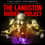 The Langston Hughes Project Poster