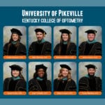 Eight KYCO students photo graphic