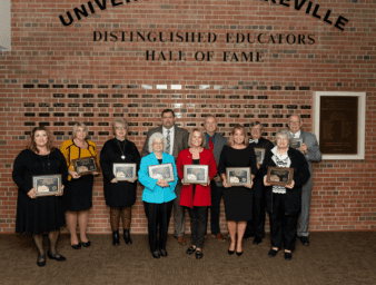 2019 Distinguished Educators inductees