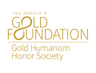 Gold Humanism Honor Society Logo