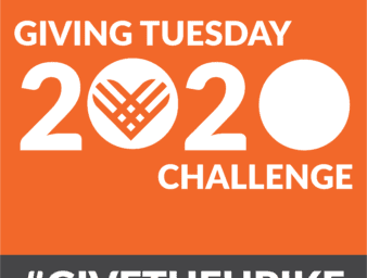 Graphic for Giving Tuesday Challenge