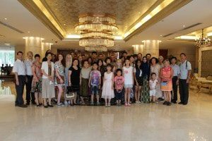 BU-students-and-China-host-families