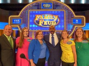 thomas family family feud