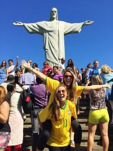 Rio-Christ the Redeemer Statue