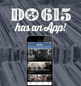 Do615 has an app