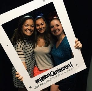 Heron Centennial Photo Booth