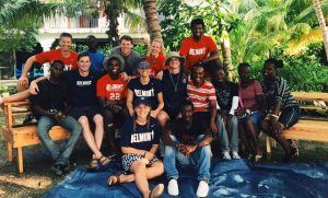 Athletics Mission Trip 2016