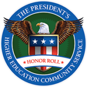 CNCS Honor Roll logo
