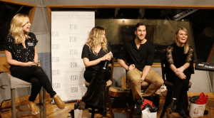 Buxton, Stoklasa and Galyon share their advice with current Belmont songwriters