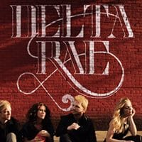Delta Rae album cover