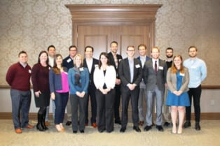 Massey College of Business YLC students