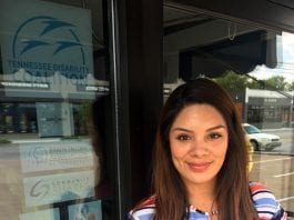 Crystal Lemus travels Tennessee for her work with TBI survivors