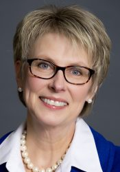 Dr. Cathy Taylor Head Shot