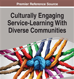 service learning book cover