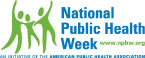 National Public Health Week Banner