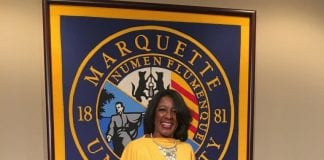 Sybril Brown at Marquette
