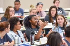 BOLD Moves Leadership Challenge at Belmont University in Nashville, Tennessee, August 16, 2018.
