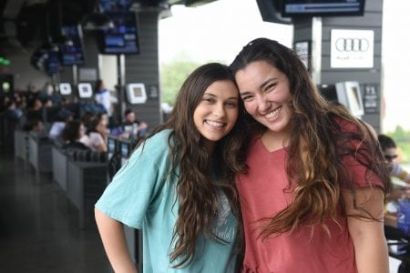BOLD at Top Golf at Belmont University in Nashville, Tennessee, August 17, 2018.