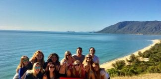 Student studying abroad in Australia!