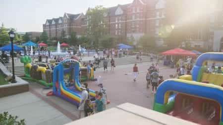 Battle of the Belmont Bands & Family Fun Festival