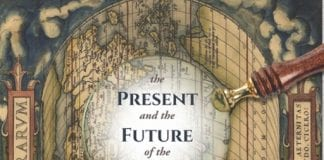 """""""The Present and the Future of the Past"""" Humanities Symposium Poster"""