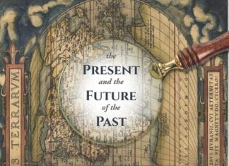 """The Present and the Future of the Past"" Humanities Symposium Poster"