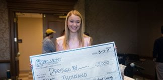 Meredith Edwards wins 2019 Business Plan Competition