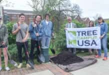 Arbor Day Tree Planting Celebration