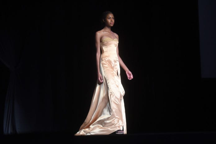 O'More Fashion Show at Belmont University in Nashville, Tennessee, April 23, 2019.