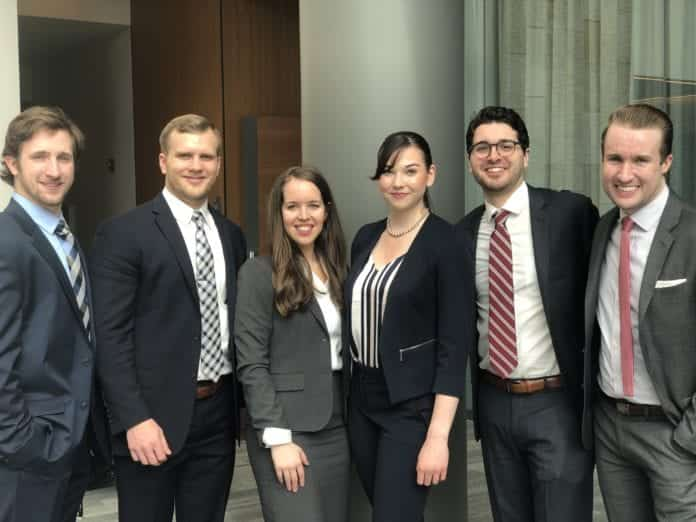 Belmont Law Moot Court Team