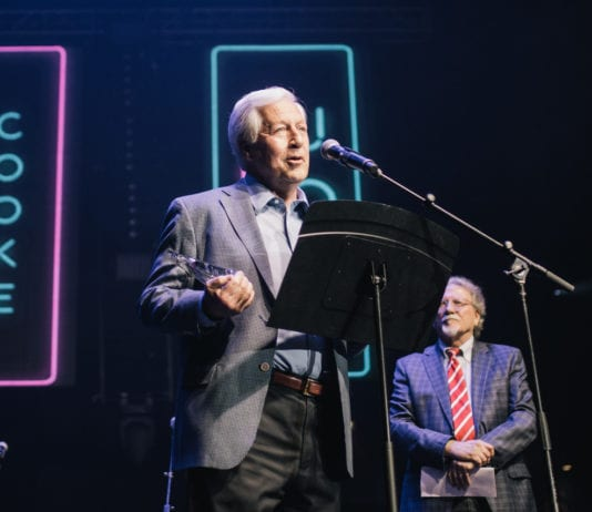 Dr. Fisher at Best of the Best 2019