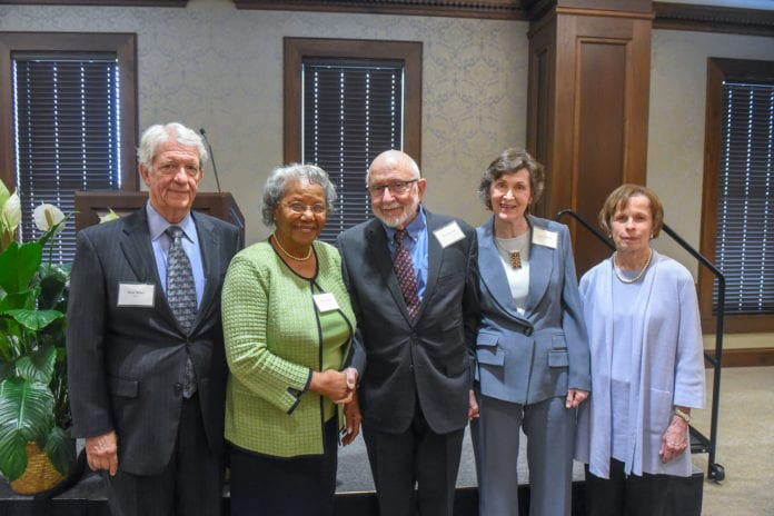 Health Care Hall of Fame inductees announced at McWhorter Society Luncheon
