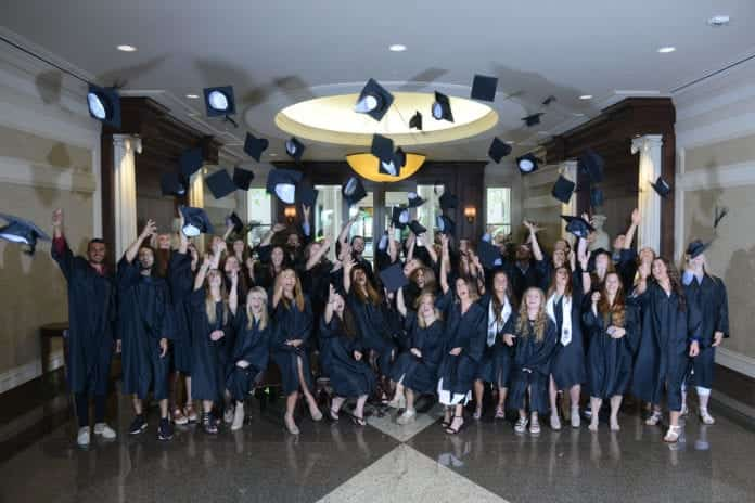 May 2019 student-athlete graduates