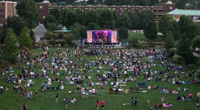 Battle of the Belmont Bands and Family Fun Festival 2018