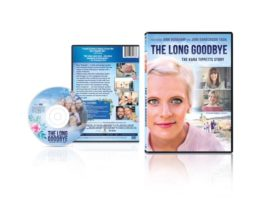 "DVD case for ""The Long Goodbye"""