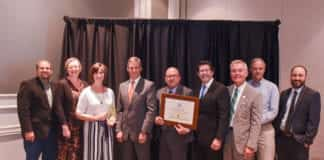 2019 Governor's Environmental Stewardship Award Winner