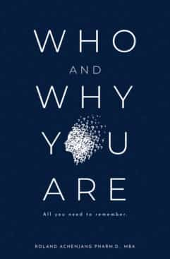 "Cover of ""Who and Why You Are"""