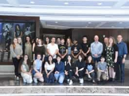 Group Photo of all participating students and faculty