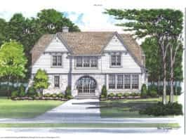 Whole Home Concept House rendering